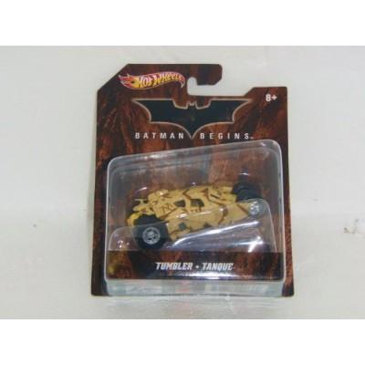 Hot Wheels Batman Begins TUMBLER 1:50 Scale 2012 Batman Series Vehicle