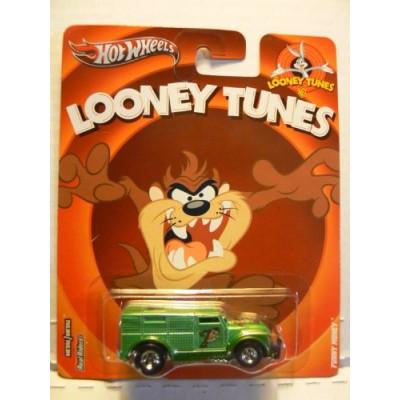 Hot Wheels, Looney Tunes Die-Cast Vehicle, Taz Funny Money, 1:64 Scale