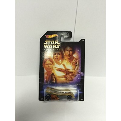 Hot wheels star wars a new hope MOTOBLADE new RARE 4/8