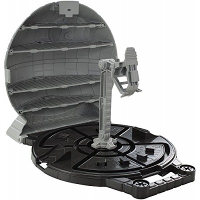Hot Wheels Star Wars Death Star Portable Playset