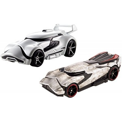 Hot Wheels Star Wars Rogue One Character Car (2 Pack), #4