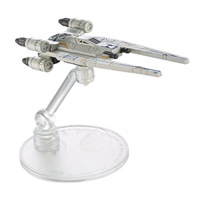Hot Wheels Star Wars Rogue One Starship, Rebel U-Wing Fighter