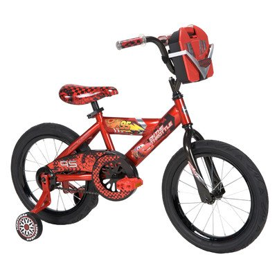 "Huffy Bicycle Company Disney Cars Bike, 16"""