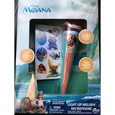Moana Disney Light-up Melody Microphone