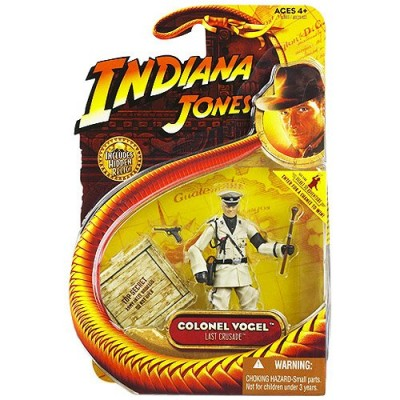 Indiana Jones 3 3/4 Inch - Colonel Vogel - Last Crusade