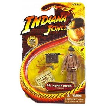 Indiana Jones 3 3/4 Inch - Dr. Henry Jones - Last Crusade