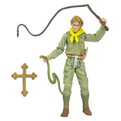 Indiana Jones 3 3/4 Inch - Young Indy - Last Crusade