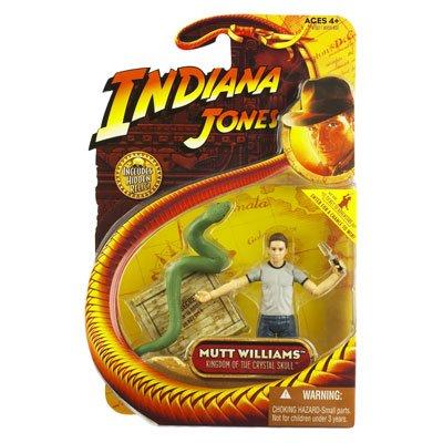Indiana Jones Crystal Skull Mutt Williams w/ Knife