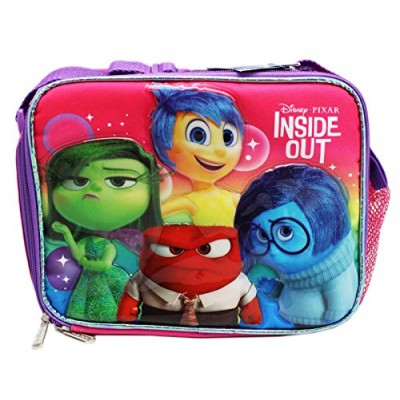 Disney Pixar Inside Out Lunch Bag