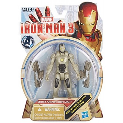 Iron Man 3 Ghost Armor Iron Man 3.75 inch Action Figure