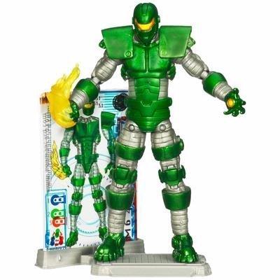 Iron Man 2 Comic Series 4 Inch Action Figure Titanium Man