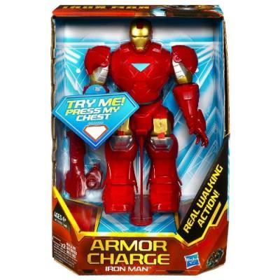 Iron Man Armor Charge Iron Man