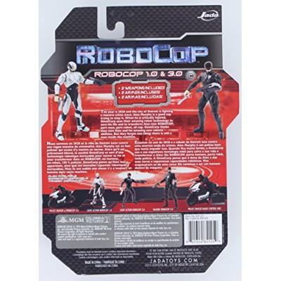 RoboCop 3.0 3.75 Inch Action Figure, Black Version