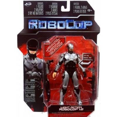 Robocop Jada Toys 3.75 Inch Action Figure Robocop 1.0