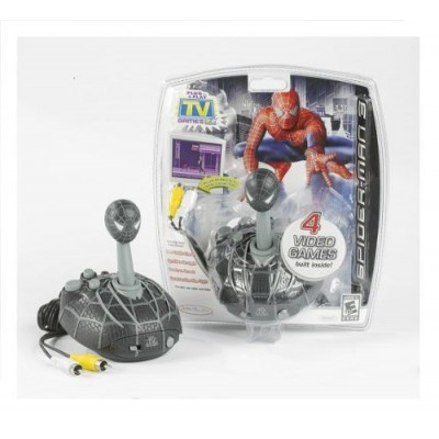 Jakks Plug - Spiderman III TV Game