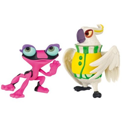 Rio 2 Movie Mini Figures Nigel & Gabi 2-pack, 2 Inch