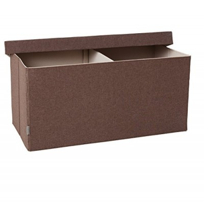 JJ Cole Storage Bench, Cocoa