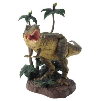 Jurassic Park Revoltech SciFi Super Poseable Action Figure Tyrannosaurus Rex
