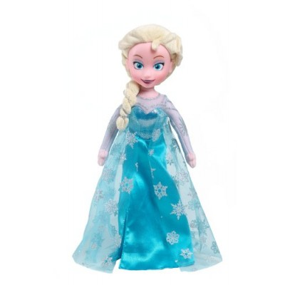 Disney Frozen Elsa Plush, Medium