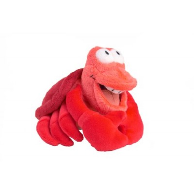 Disney Little Mermaid Beans Sebastian Plush