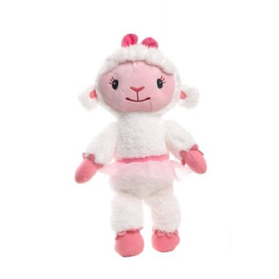 Doc McStuffins Cuddles and Hugs Lambie Talking Plush