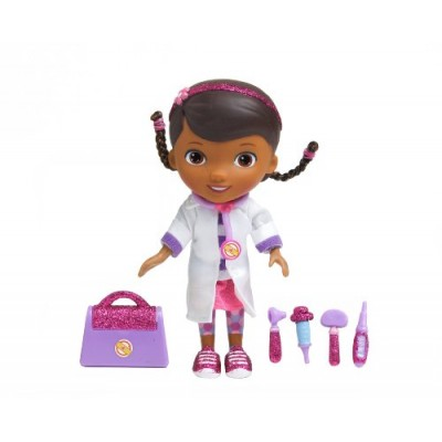 "Just Play 5 1/2"" Doc McStuffins Time for a Check-Up Doll Set"