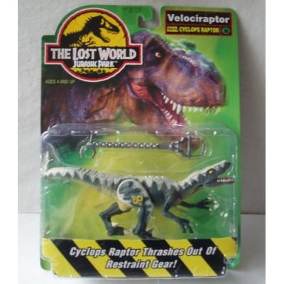 Jurassic Park - The Lost World - Velociraptor - Code Name: Cyclops Raptor