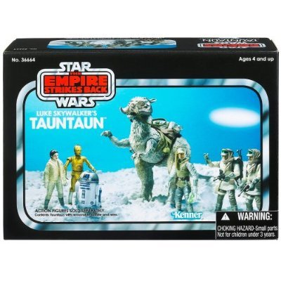 Kenner Star Wars Empire Strikes Back Vintage Collection Exclusive Vehicle Luke Skywalkers TaunTaun