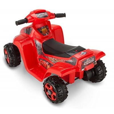 Kid Trax Cars 6V Toddler Quad Ride On