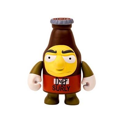 Kidrobot The Simpsons Surly Duff Beer 3-Inch Vinyl Figure