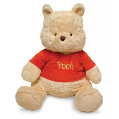 Disney Baby: Winnie the Pooh Large Plush by Kids Preferred