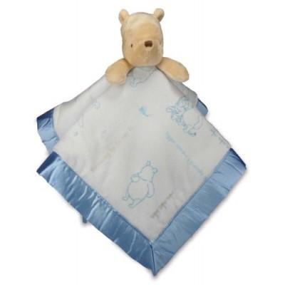 Kids Preferred Classic Pooh Blankie, Winnie The Pooh