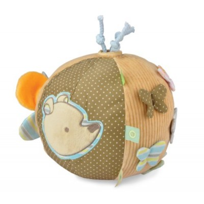 Kids Preferred Classic Pooh Developmental Ball