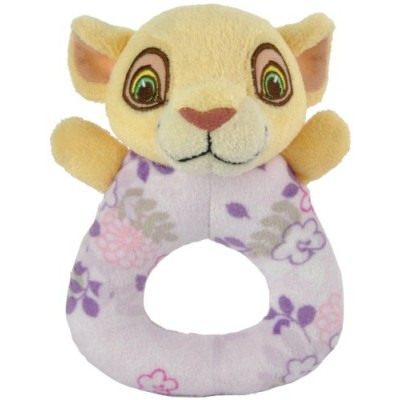 Kids Preferred Lion King Hand Rattle, Nala