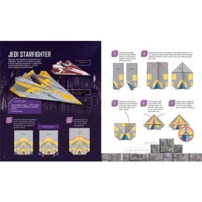 Klutz Star Wars Folded Flyers: Make 30 Paper Starfighters Craft Kit