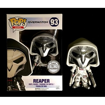 Funko Pop! Overwatch Reaper Wight Exclusive