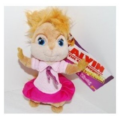 Alvin and the Chipmunks - The Squeakuel Plush - Brittany