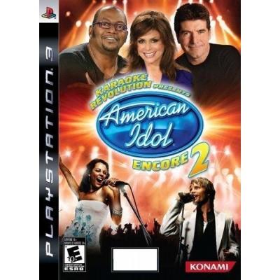 Karaoke Revolution Presents American Idol Encore 2 (Game Only)