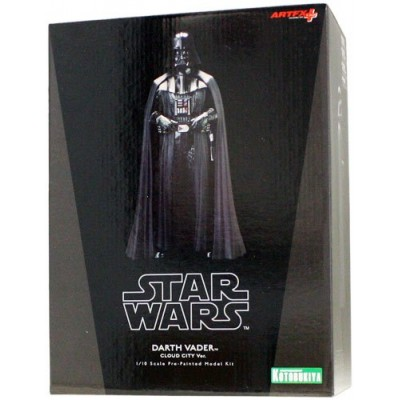 Kotobukiya Star Wars: The Empire Strikes Back: Darth Vader ArtFX+ Statue