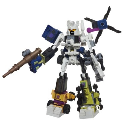 KRE-O Transformers Micro-Changers Combiners Decepticon Bruticus Set (A2225)