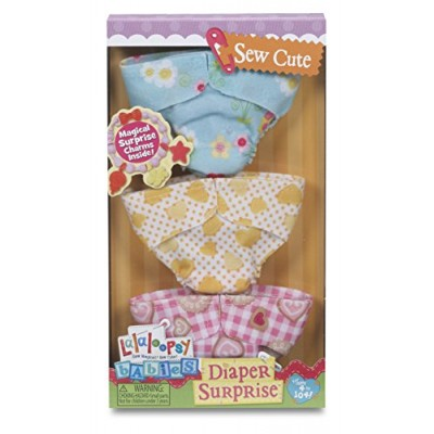 Lalaloopsy Babies Diaper Surprise Pack Style 2 Doll