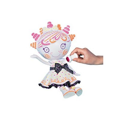 Lalaloopsy Color Me Squiggles N' Shapes Doll