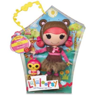 Lalaloopsy Doll - Teddy Honey Pots