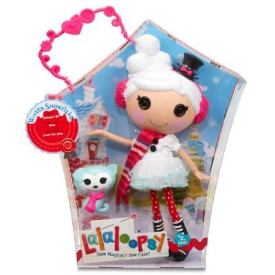 Lalaloopsy Doll - Winter Snowflake