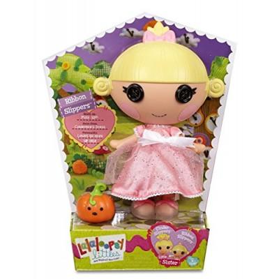 Lalaloopsy Littles Doll- Ribbon Slippers