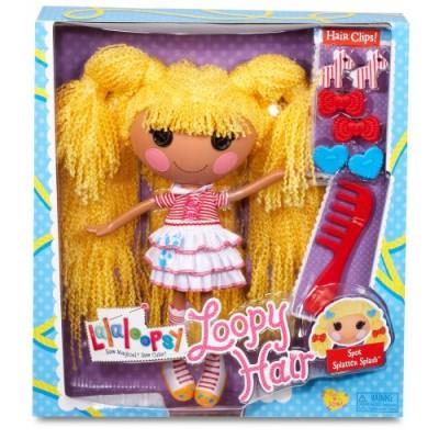 Lalaloopsy Loopy Hair Doll Spot Splatter Splash