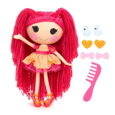 Lalaloopsy Loopy Hair Tippy Tumblelina Doll