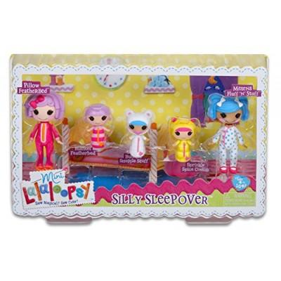 Lalaloopsy Mini Multi-Pack Silly Sleepover Dolls