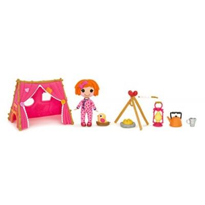 Lalaloopsy Mini Playset- Camping with Sunny