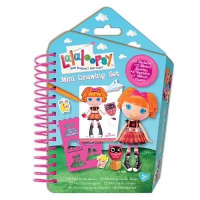 Lalaloopsy Mini Sketch Book